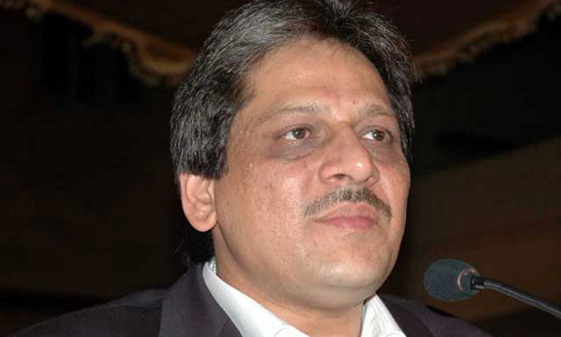 Governor Sindh Dr Ishratul Ibad Khan. – File Photo