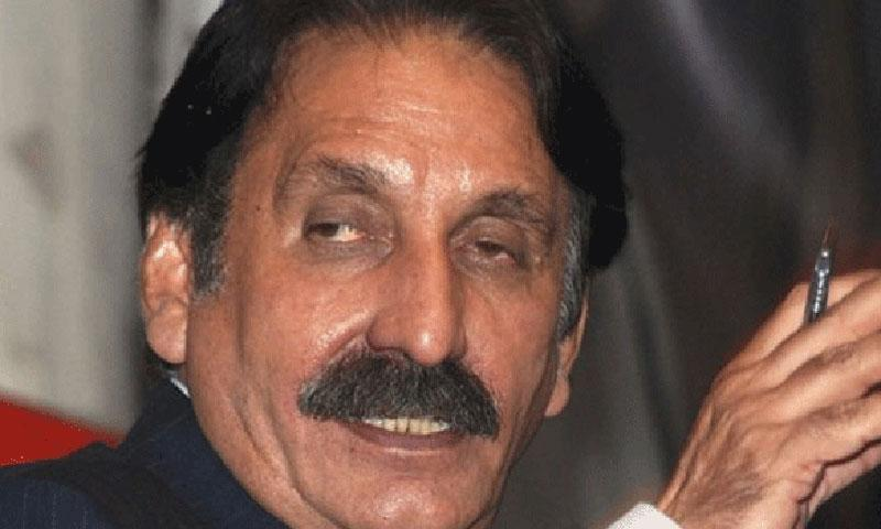 Chief Justice of Pakistan Justice Iftikhar Mohammad Chaudhry. — File photo