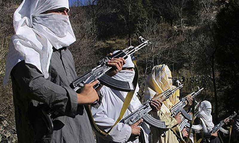 The Pakistani Taliban demand their comrades be released by the government before peace talks - File Photo