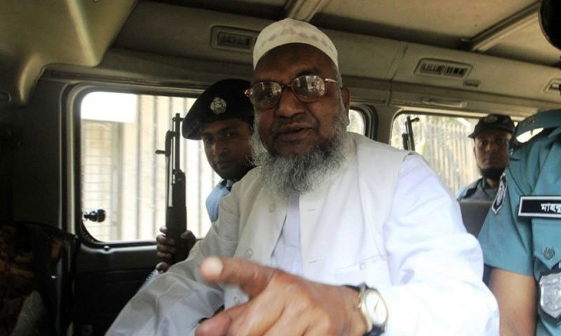 Abdul Quader Molla. — Photo by Reuters