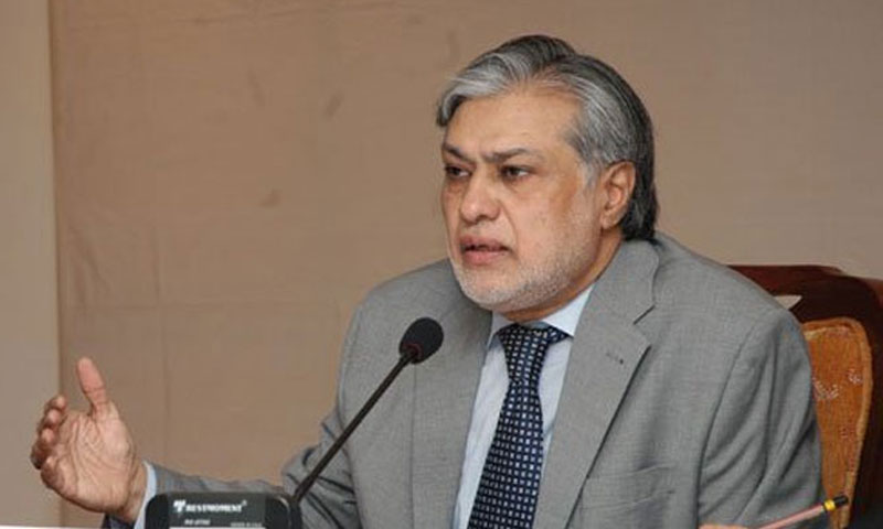 Minister for Finance, Economic Affairs and Privatisation, Ishaq Dar. – File Photo