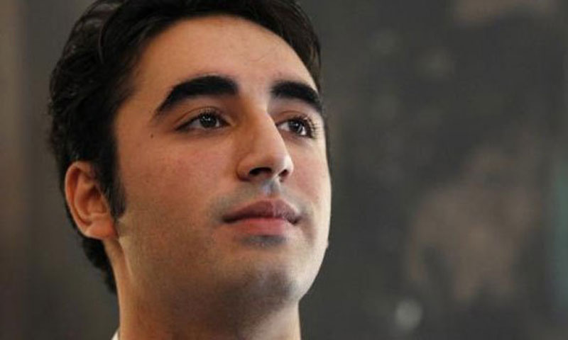 Bilawal Bhutto Zardari. — File photo