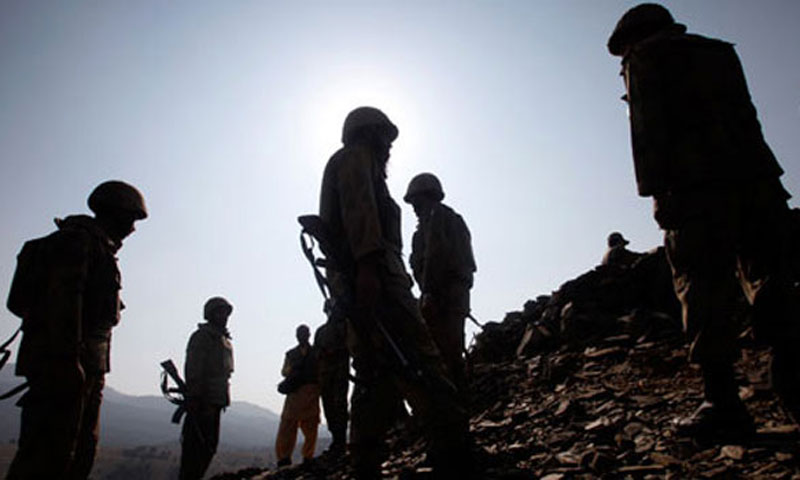 Pakistani security forces have claimed that 15 to 20 militants crossed into Pakistan from Afghanistan late Saturday. – File Photo