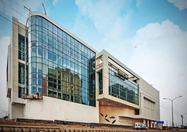 The recently built Nueplex Cinema Complex in Karachi is one of the largest multiplex cinemas in the country.