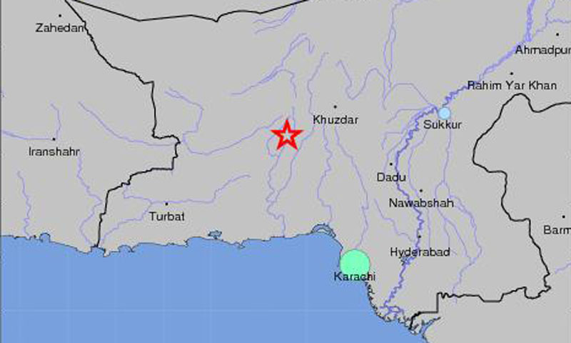 Another quake jolts shattered Balochistan district, kills 15