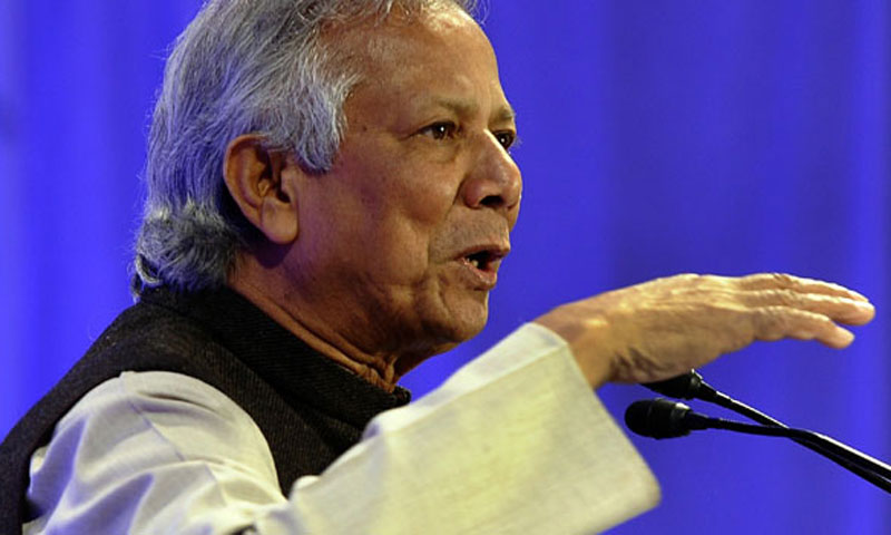 Nobel Laureate and founder of Grameen Bank Muhammad Yunus. — File photo