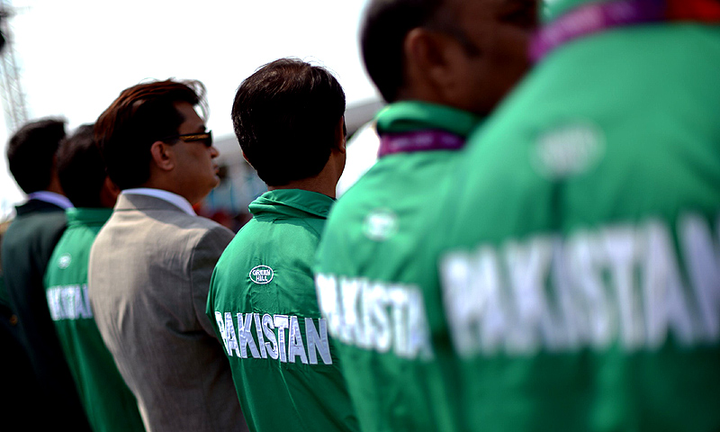 5252eaced3e94 - Pakistan given December deadline to avoid Olympic ban