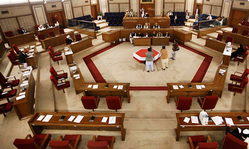A view of the Balochistan Assembly - File Photo