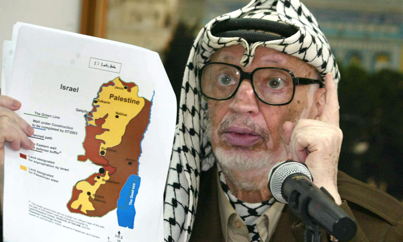 radiation experts confirm polonium on arafat s clothing world