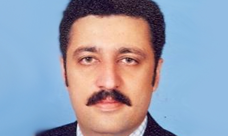 Israrullah Gandapur is the most senior member of the Pakistan Tehrik-i-Insaf (PTI) to have been killed so far.—Photo: KP Govt.