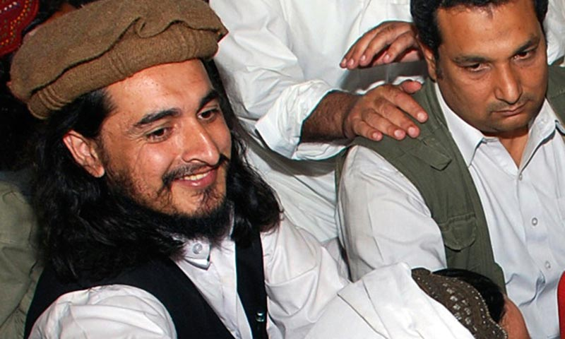 Pakistani Taliban commander Hakimullah Mehsud. — Reuters Photo