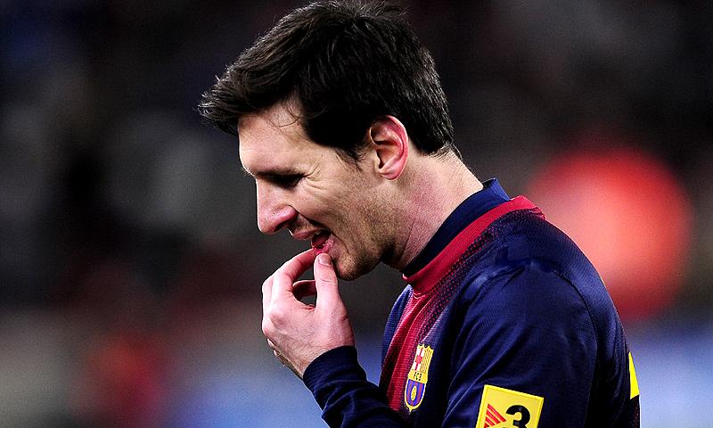 5278abc894413 - Barca missing Messi mojo before Milan clash