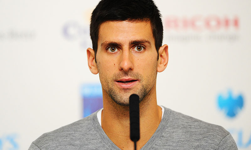 527a02483faed - Djokovic loses trust in anti-doping programme after Troicki ban