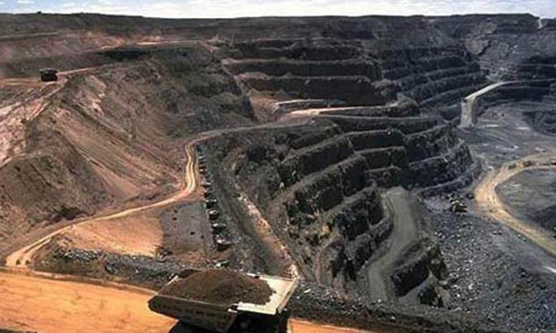 Thar coalfields