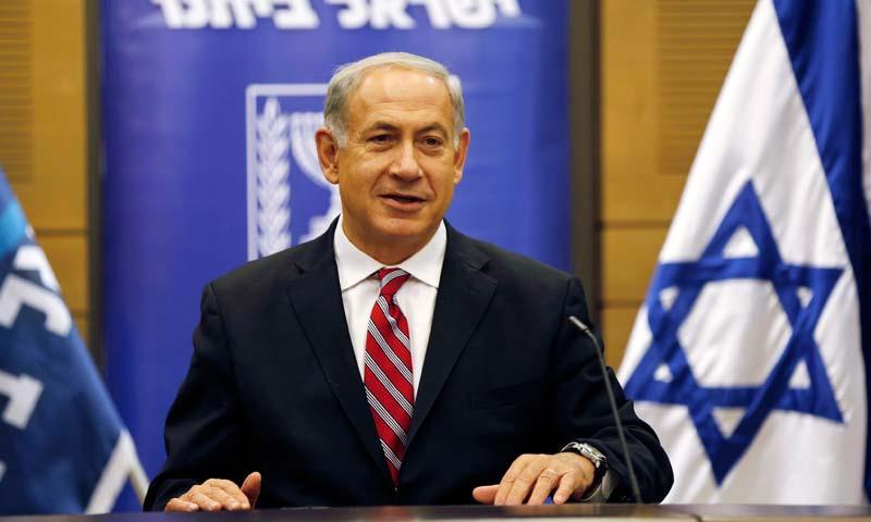 Israeli Prime Minister Benjamin Netanyahu. -Reuters Photo