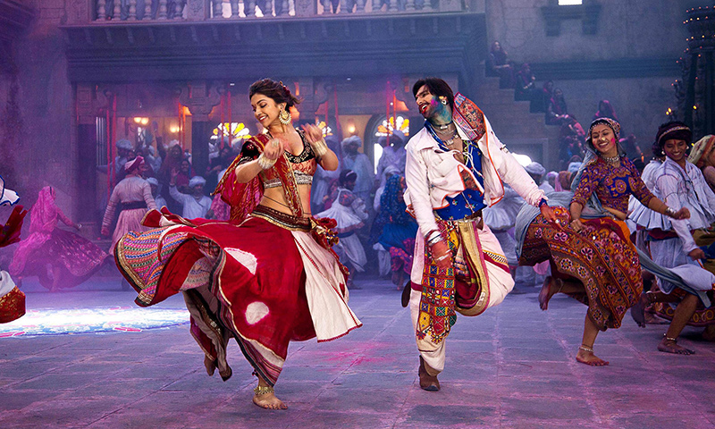 A still from movie, 'Ramleela'. - Courtesy Photo