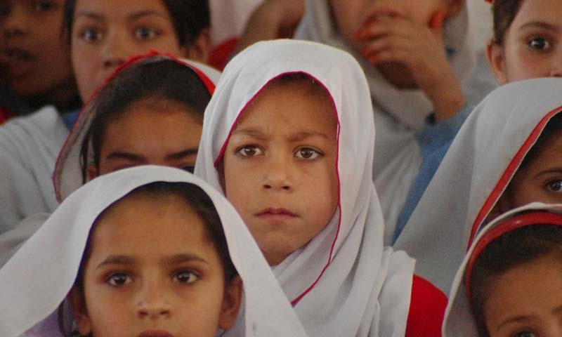 The number of ghost and dysfunctional schools in Balochistan is reported to be more than 6000. -Photo by Syed Ali Shah