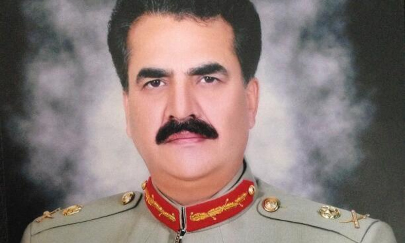 Lt Gen Raheel Sharif has been appointed as the new Chief of Army Staff.—Photo by ISPR