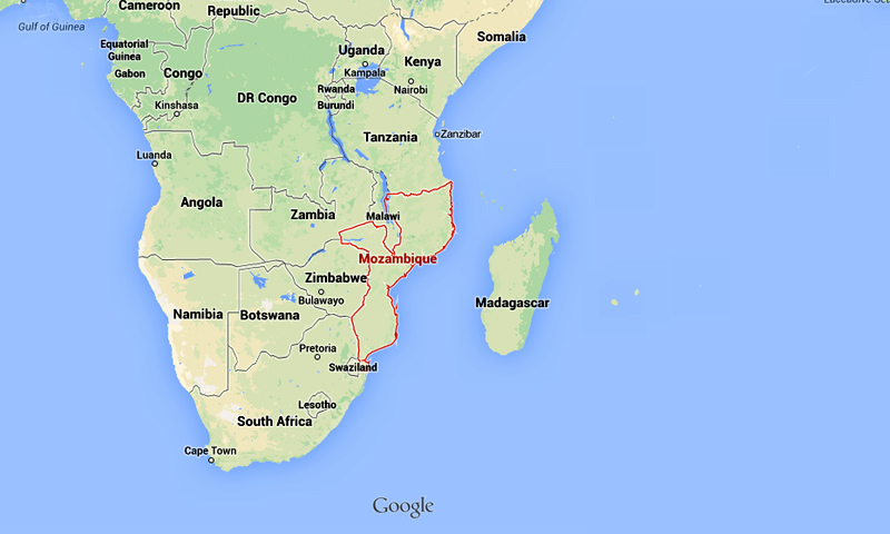 Missing Mozambican plane wreck found in Namibia no survivors
