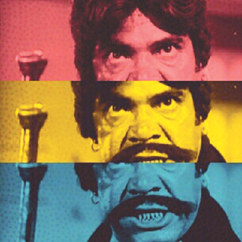 Maula Jatt's cinematic display of testosterone wouldn't be complete without his very large whiskers.