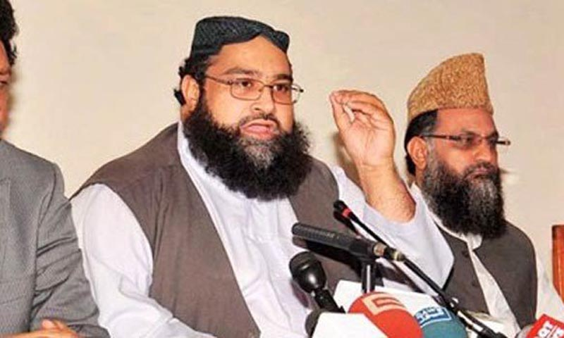 Pakistan Ulema Council Chairman Hafiz Tahir Mehmood Asharfi. — File photo