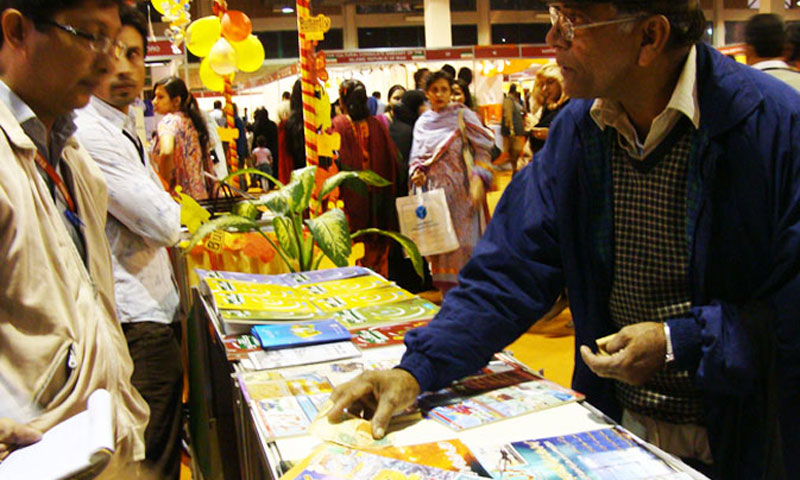 Image result for Karachi International Book Festival begins tomorrow