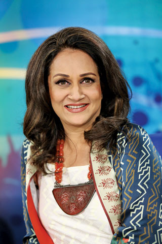 """I find it really hard to be the bearer of bad news. Make me do anything except tell someone that their dream is over!"" – Bushra Ansari"