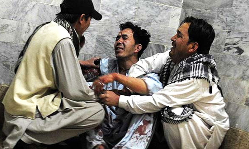 The entire Hazara community today lives in constant fear of their own distinct shadow.