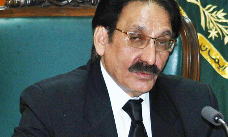 Former Chief Justice of Pakistan Iftikhar Mohammad Chaudhry — File photo