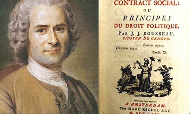an analysis of the works of jean jacques rousseau