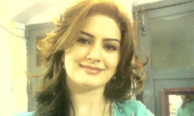 Pashtun singer Ghazala Javed. -File Photo