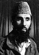 A 1975 photo of Hekmatyar taken in Peshawar.