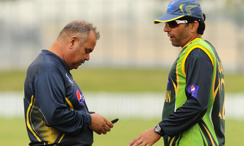 Whatmore keen to end Pakistan stint with a win - Sport - DAWN.COM