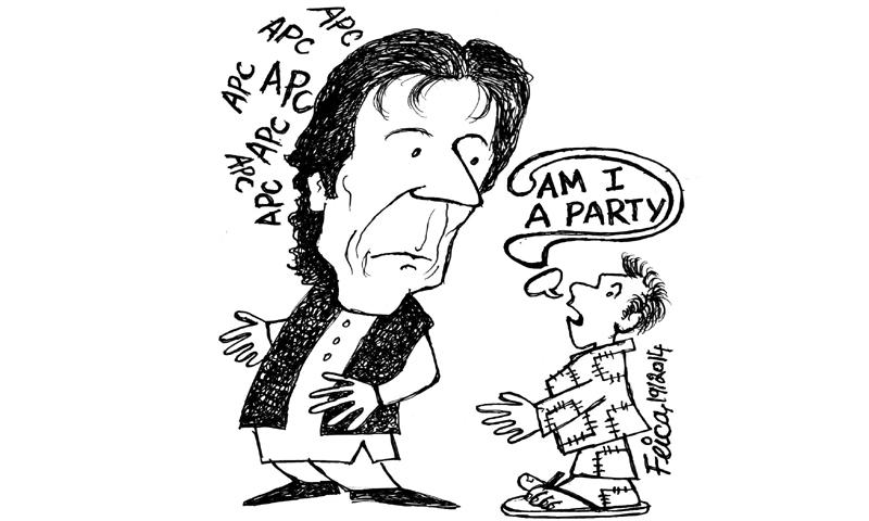 Cartoon: 19 January, 2014 - Newspaper - DAWN COM
