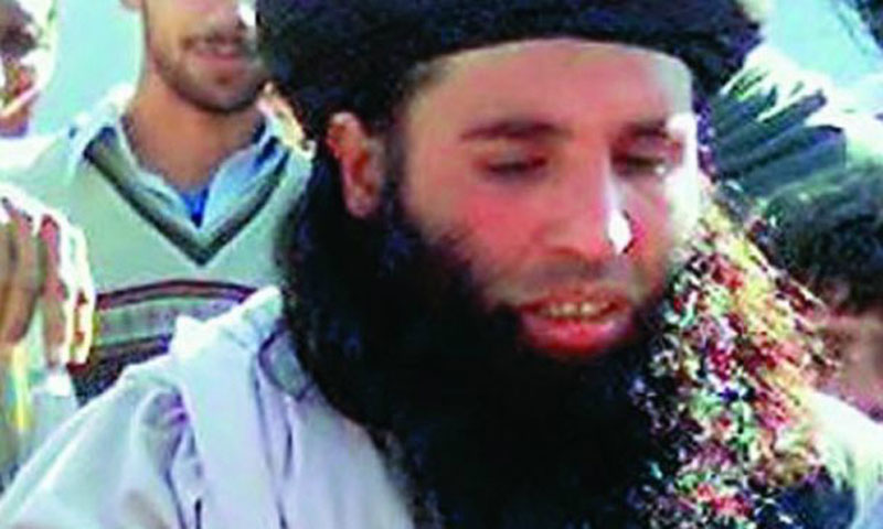 Mullah Fazlullah — File photo