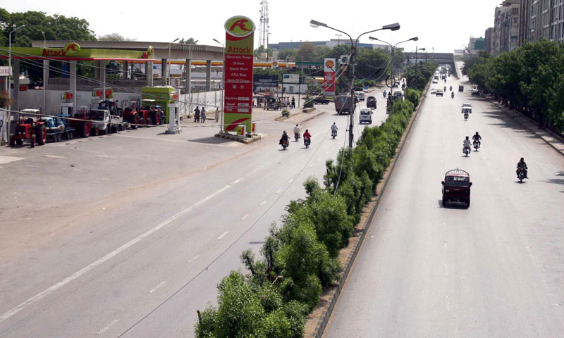 Mixed response to JSMM's strike call in Sindh - Pakistan