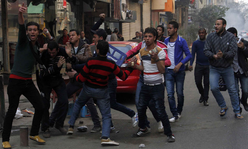clashes leave 49 dead on Egyptrevolt anniversary