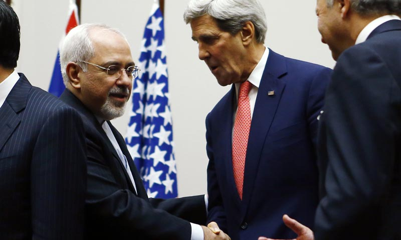 Iran nuclear deal possible in six months