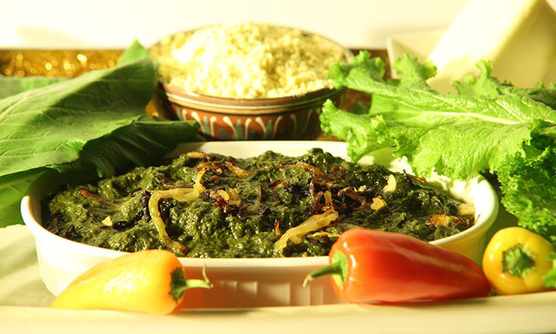 Image result for sarson ka saag