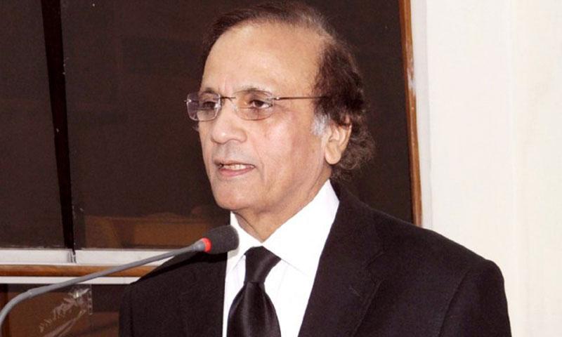 Chief Justice Tassaduq Hussain Jillani. — File photo