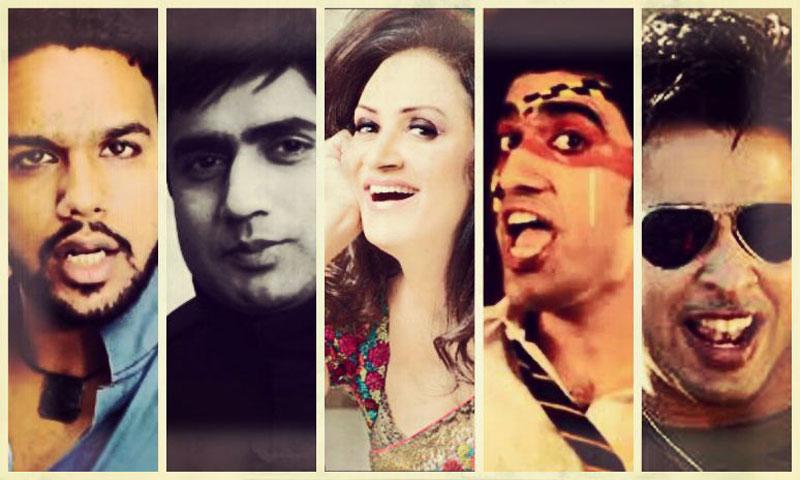 The  Best Pakistani Political Social Parody Songs Ever Blogs Dawn Com
