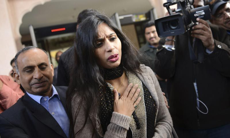Indian diplomat re-indicted in US visa fraud case