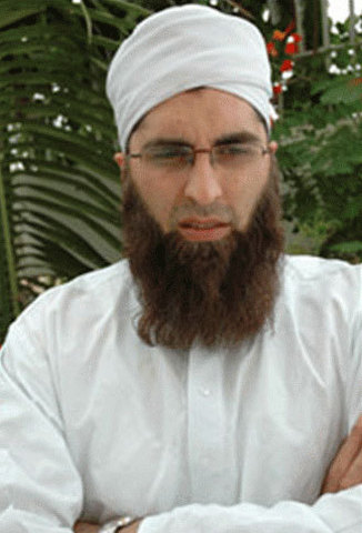 Junaid Jamshed became the poster-boy of the Tableeghi Jamat.