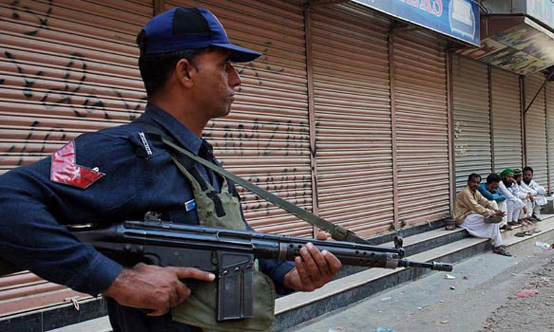 Additional contingents of police and Rangers were deployed in the affected areas to avoid any untoward incident.  — File photo
