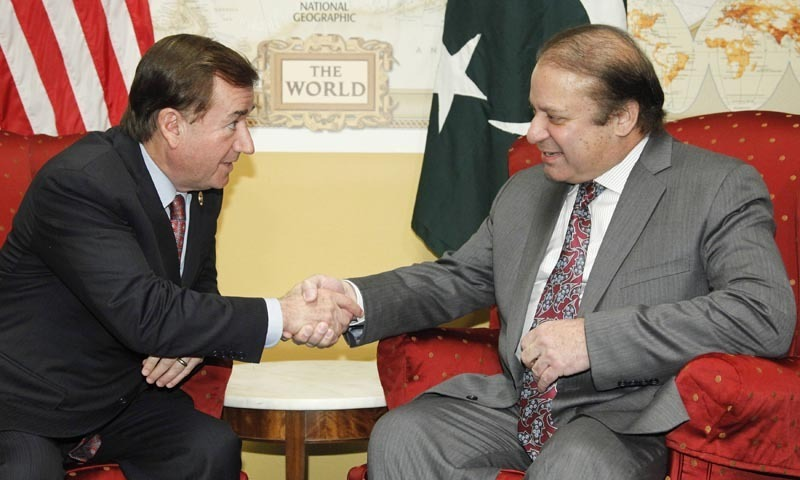 Congressional panel approves cut in aid for Pakistan