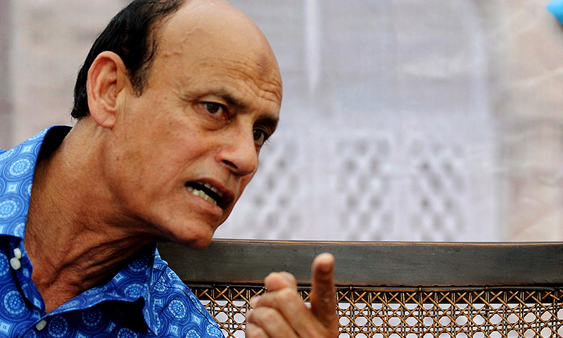 Islahuddin Siddiqui. -File photo