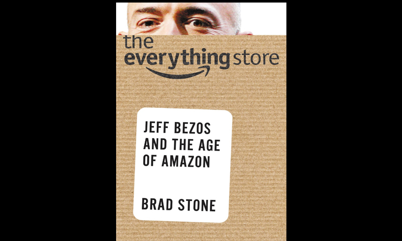 Review The Everything Store Jeff Bezos And The Age Of Amazon