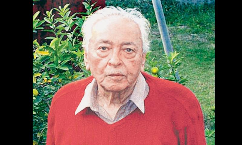 Munir Niazi.—File photo
