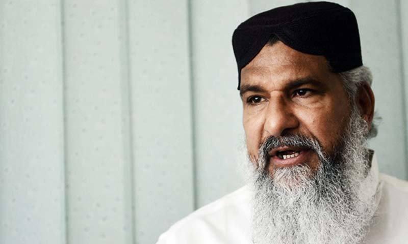 Maulana Mohammad Ahmed Ludhianvi. — Photo by AFP