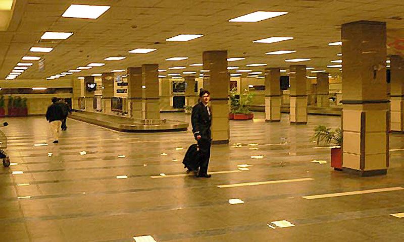 islamabad airport image